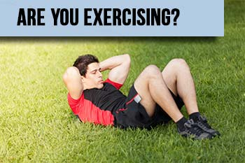 are-you-exercising