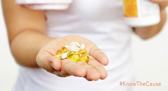 4 Supplements You Should Take Every Day