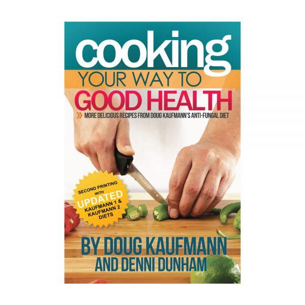 Cooking your way to good health book