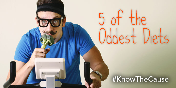 5 of the oddest diets