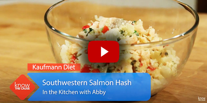 salmon hash recipe video