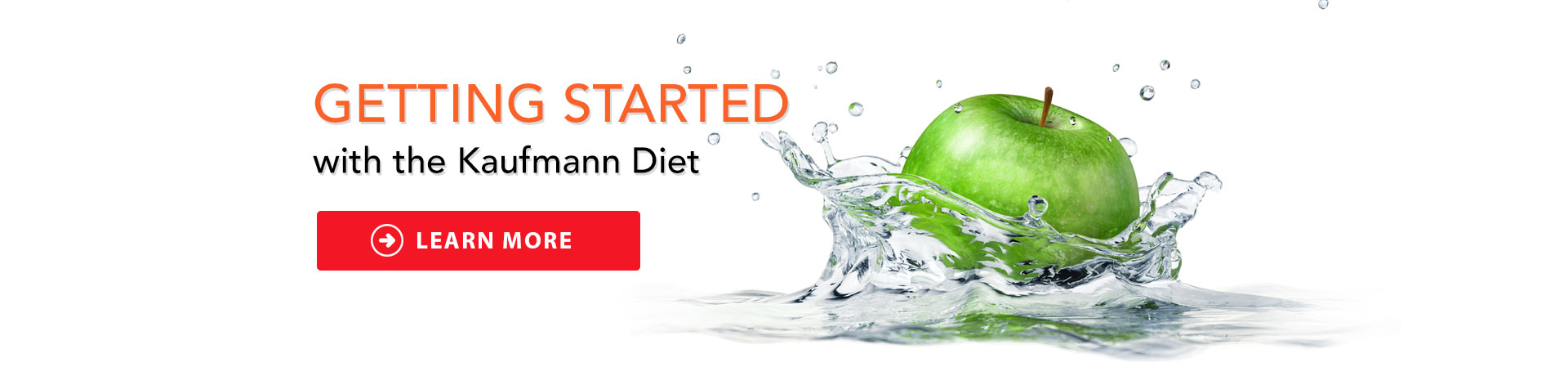 Getting Started with the Kaufmann Diet