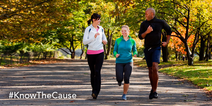 How fit can you get by Walking?